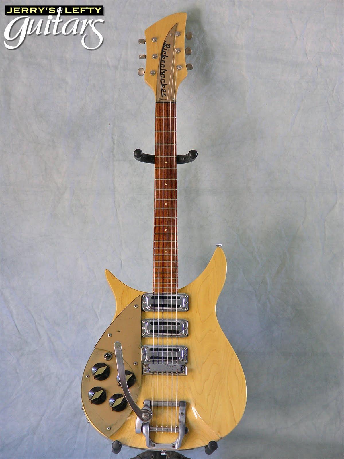 jerry 39 s lefty guitars newest guitar arrivals updated weekly 1986 rickenbacker 325 v59. Black Bedroom Furniture Sets. Home Design Ideas