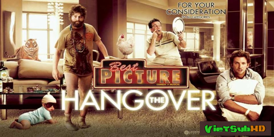 Phim Ba Chàng Ngự Lâm VietSub HD | The Hangover 2009
