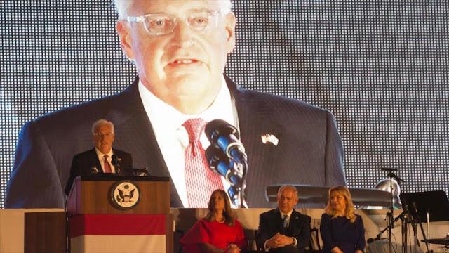 EEUU alerta de posible guerra civil si se evacúan colonias en Israel