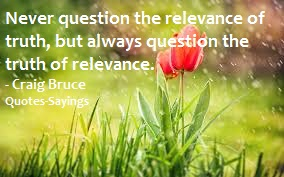 quotes on relevance