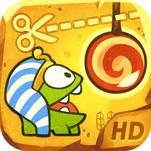 Cut the Rope: Time Travel HD Android v1.2.1 Apk+Unlocked Download