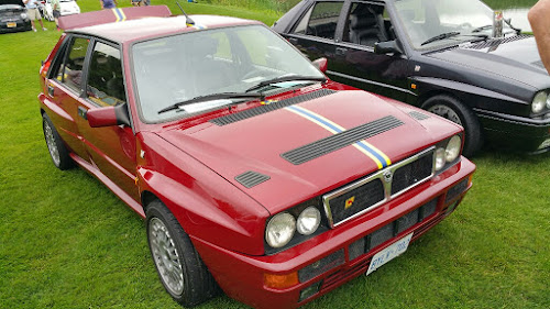 Lancia Delta HF at the FreakOut