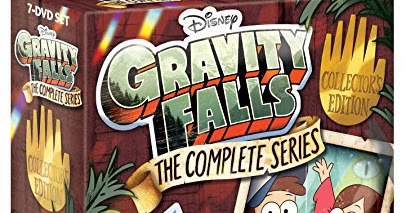 DVD Review - Gravity Falls: The Complete Series