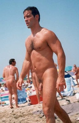Confirm. vintage nudist beach right! seems