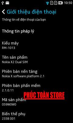 CH Play Nokia X2 dual sim alt