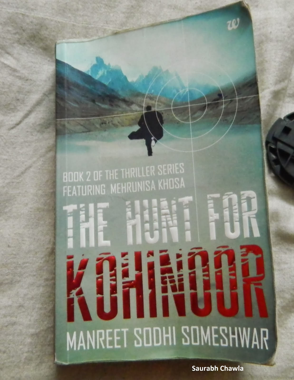 The Hunt for the Kohinoor by Manreet Sodhi Someshwar front