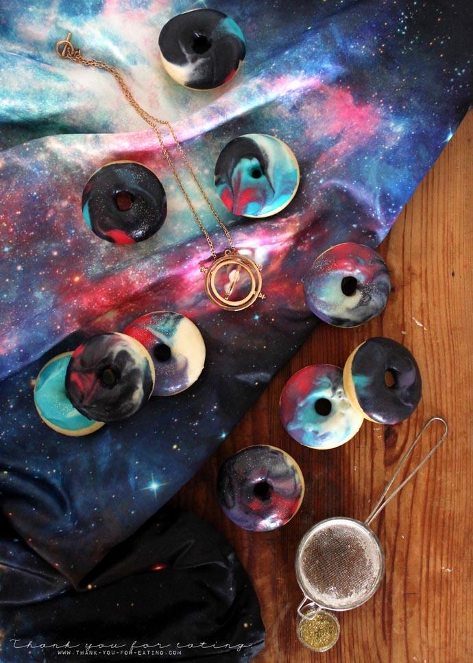 Galaxy Donuts