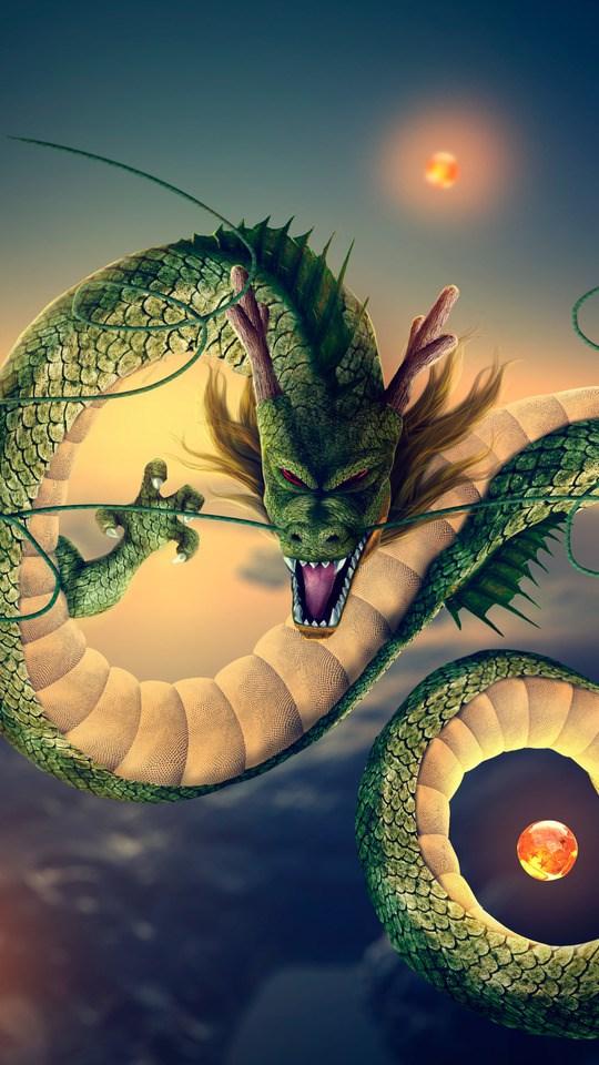 Dragon Artistic 540x960 Wallpaper