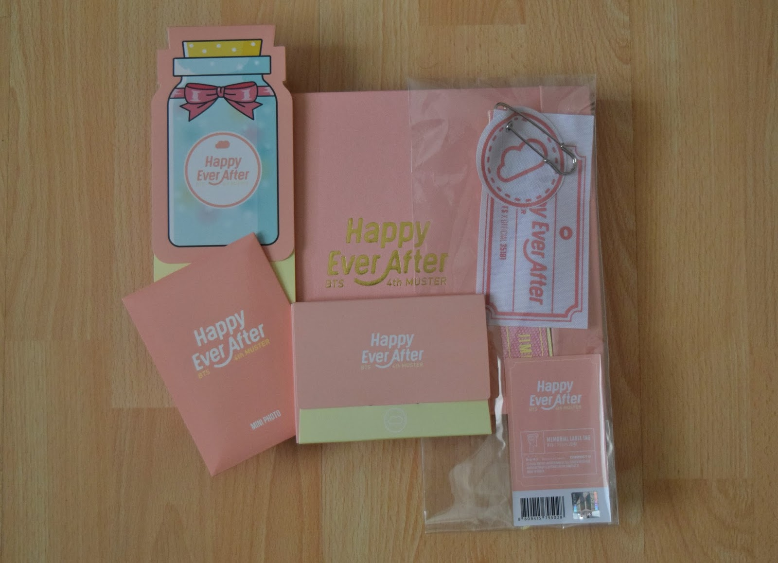 April K-Pop Haul 4