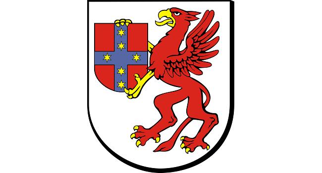 Herb powiatu szczecineckiego