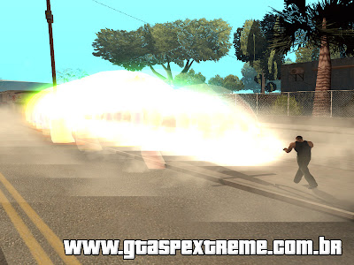 Master Spark Cleo Mod para GTA San Andreas
