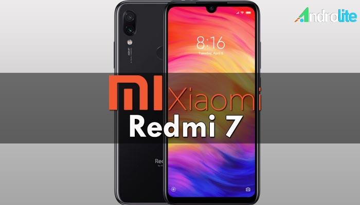 Xiaomi Redmi 7 Spesifikasi Detail dan Harga Indonesia