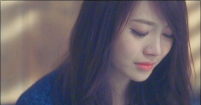 Bộ ảnh buồn khóc vì tình yêu, giọt nước mắt thất tình & đau khổ