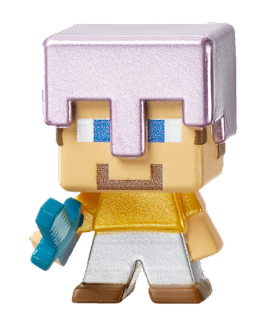 MINECRAFT SORT MINI-FIGURAS BLIND–CJH36