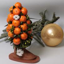 декор новогодний, декор рождественский, декор интерьерный, декор новогодний, дерево мандариновое, ёлка из мандаринов, подарки на Новоый год, топиарий, топиарий мандариновый, топиарий съедобный, декор для дома, декор праздничный, декор своими руками, птопиарий своими руками, Новый год, Рождество, оформление новогоднее, для интерьера, оформление рождественское, топиарий мандариновый, подарки новогодние, Мандариновое деревце в горшке (МК), как сделать топиарий своими руками, как сделать мандариновое дерево на новый год http://prazdnichnymir.ru/