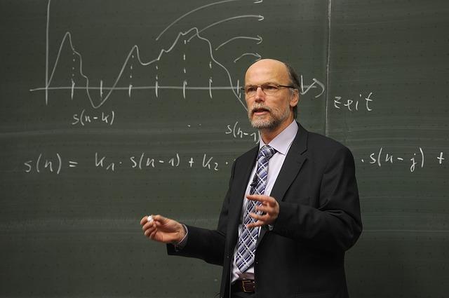scientist teacher dosen university