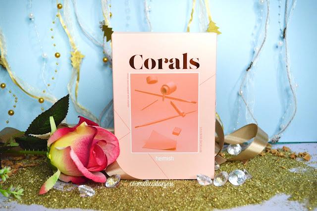 Heimish - Dailism Eye Palette Coral Essay