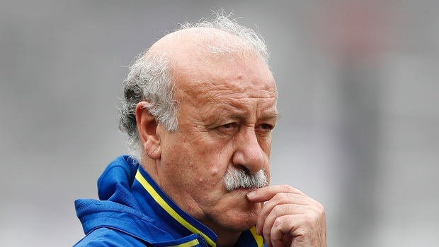 Vicente del Bosque resigns as Spain head coach