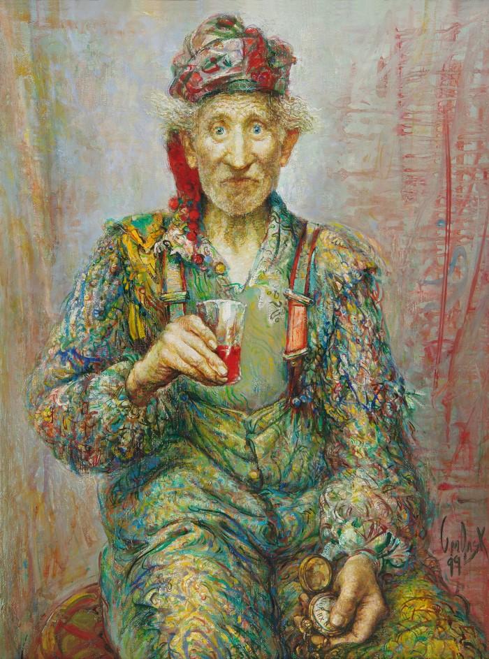 Белорусский художник.