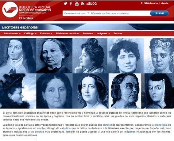 """Resultado de imagen de escritoras españolas"""""""