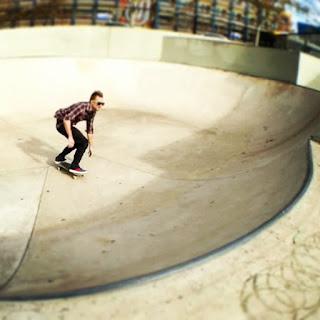 Mark Jansen Skateboarding Adelaide Skate