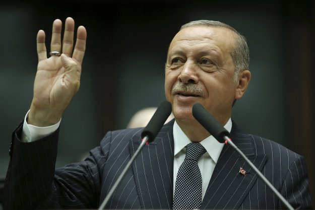 Ερντογάν: Η Δημοκρατία δεν είναι συμβατή με τα Μέσα Ενημέρωσης