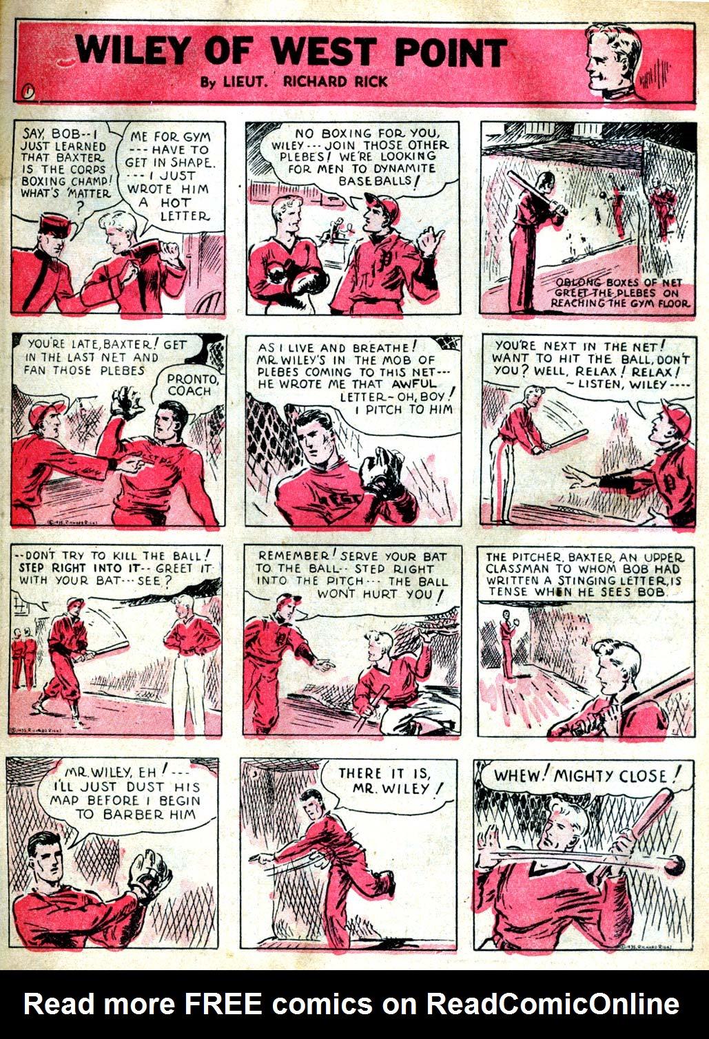 Read online All-American Comics (1939) comic -  Issue #5 - 21