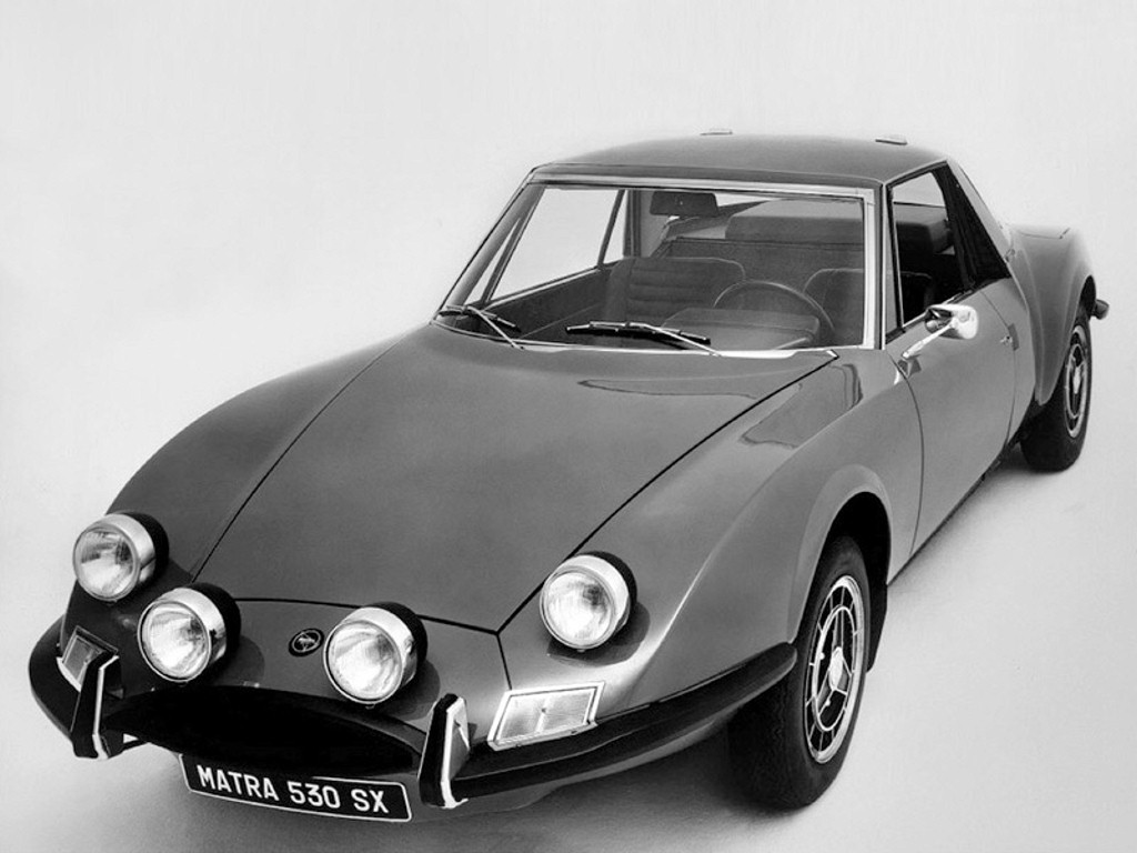 avengers in time 1967 cars matra simca m530. Black Bedroom Furniture Sets. Home Design Ideas