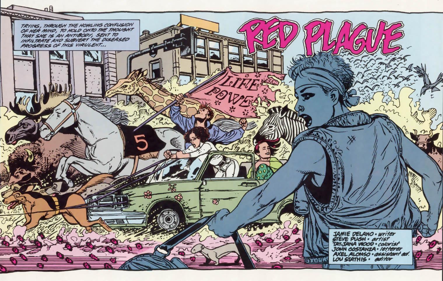 Read online Animal Man (1988) comic -  Issue #75 - 6
