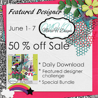 Spunky Attitude Daily download kit 1 6 - 7 6 2017 by Marie H Designs