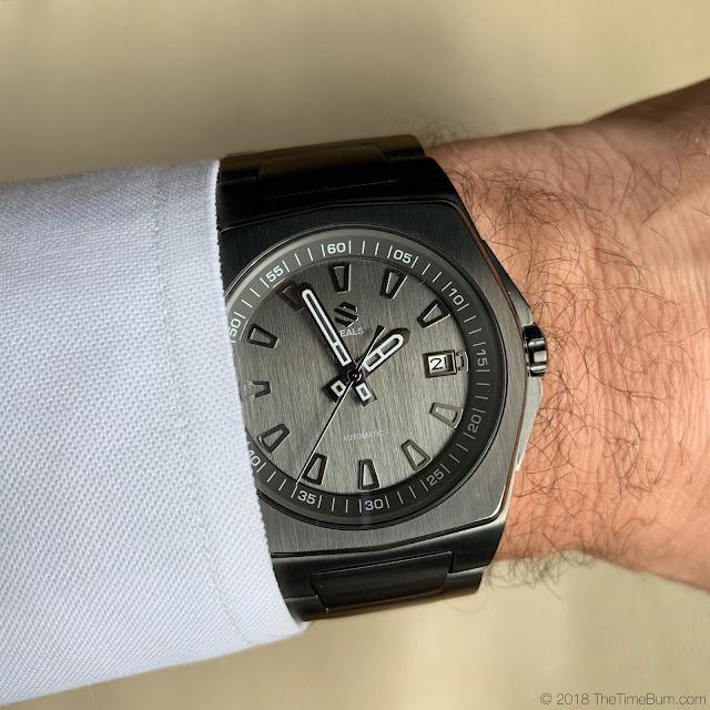 Seals Model A slate wrist