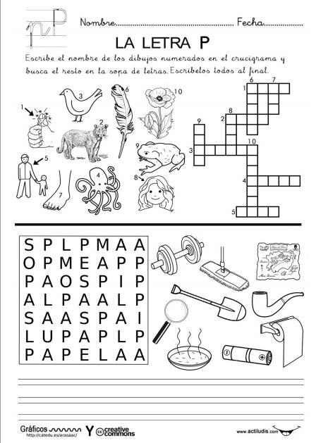 Maestra de Primaria: Fichas con pasatiempos para los alumnos de ...