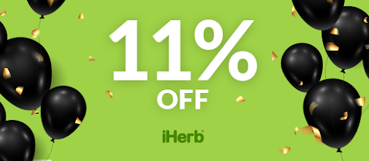 Black Friday на iHerb!