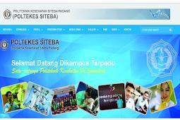 Lowongan Kerja Padang: Politeknik Kesehatan Siteba Oktober 2018