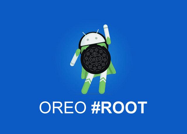 Cara Root Android Oreo