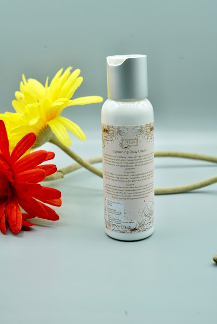 NOERA LIGHTENING BODY LOTION BY REISHA (REVIEW)