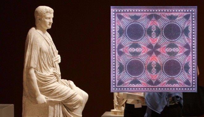 Κλεμμένο ψηφιδωτό του 1ου μ.Χ. αιώνα από πλοιάριο του Καλιγούλα επιστρέφει στη Ρώμη-Τα πλοία του Καλιγούλα