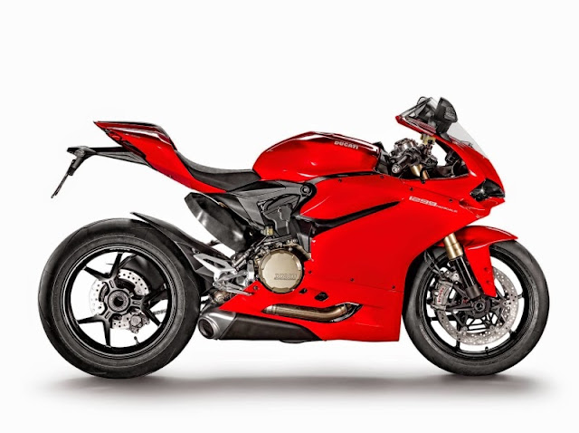 Ducati Panigale 2015