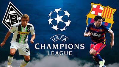 Image result for Barcelona - Borussia Monchengladbach