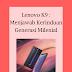 Lenovo K9 : Menjawab Kerinduan Generasi Milenial