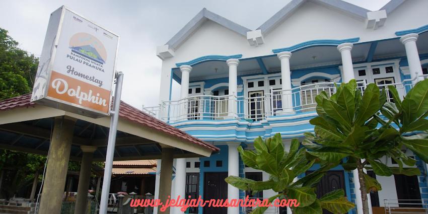 paket wisata murah open trip pulau pramuka 3 hari 2 malam kepulauan seribu selatan