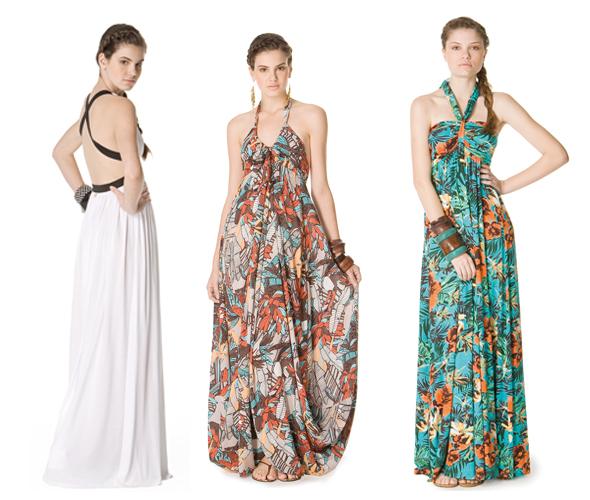 b6d97b9d5 Moda y consejos de belleza para mujeres  Tendencias Maxi vestidos