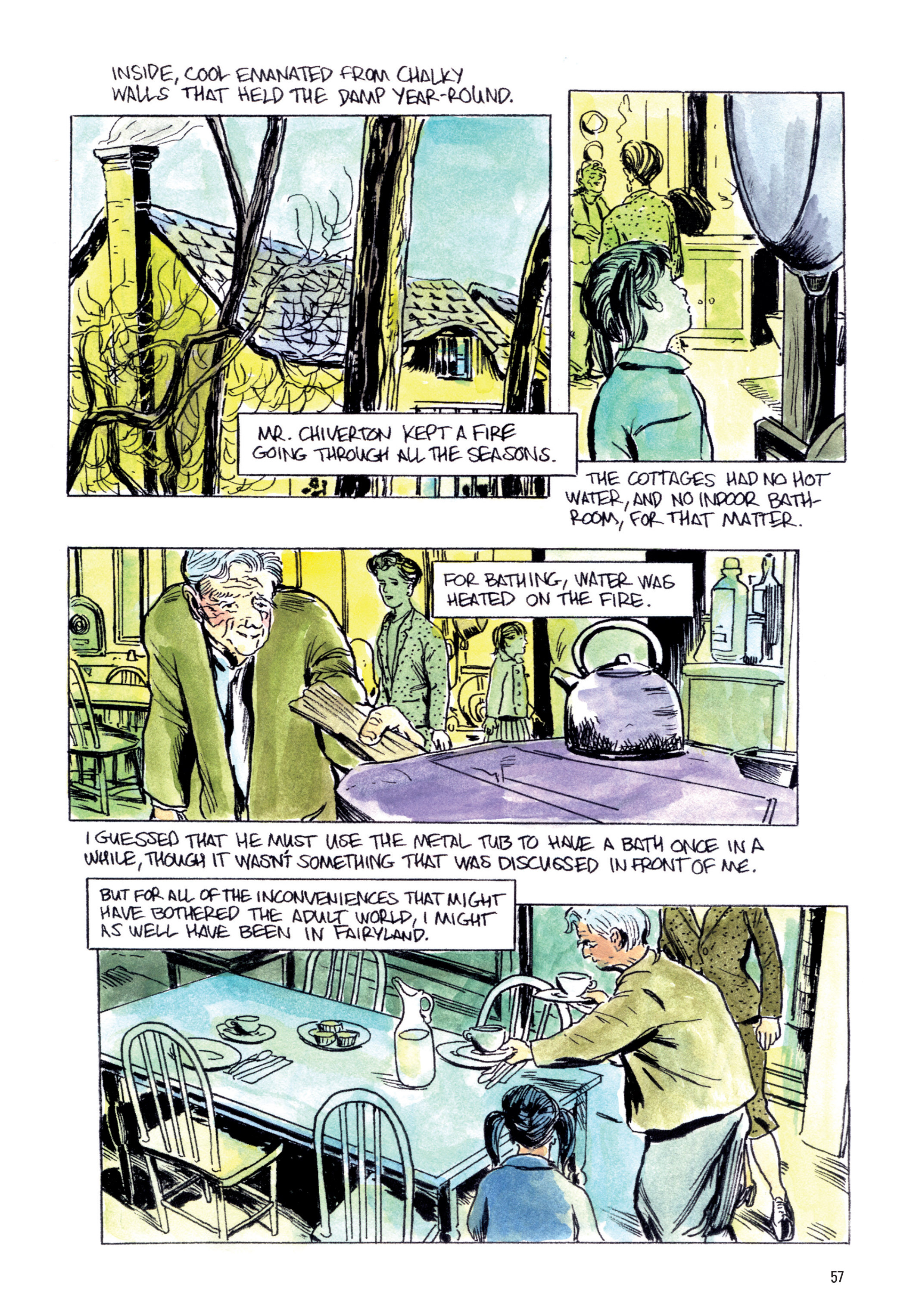 Read online The Late Child and Other Animals comic -  Issue #1 - 54