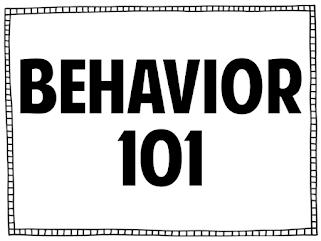 BEHAVIOR 101