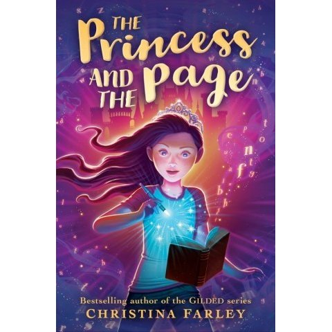 Image result for the princess and the page by christina farley