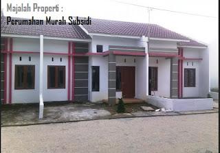 Perumahan Murah di Padangsidempuan, RUMAH MURAH SUBSIDI