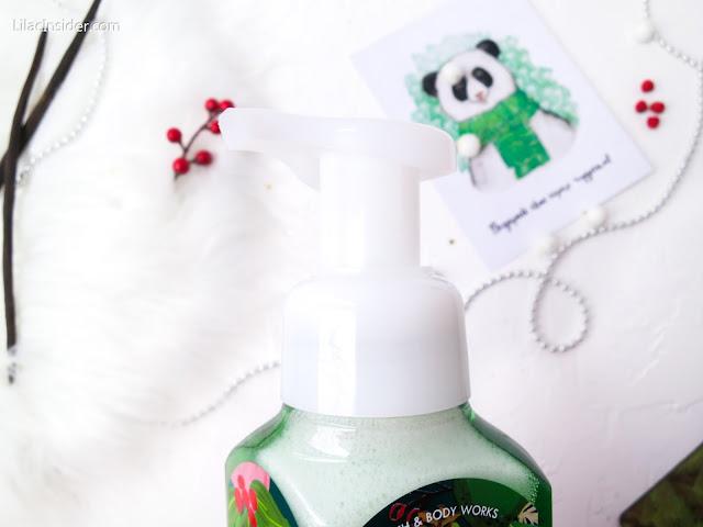 Bath & Body Works: VANILLA BEAN NOEL Gentle Foaming Hand Soap