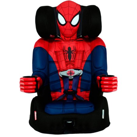 DEAD Walmart Store Pickup Deal 5285 Reg 8868 KidsEmbrace Friendship Combination Booster Car Seat Ultimate Spider Man