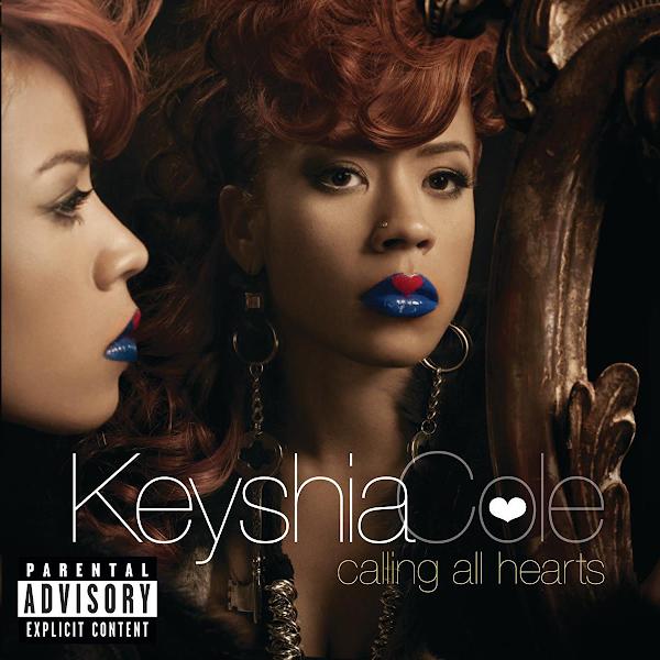 Keyshia Cole - Calling All Hearts (Deluxe Version) Cover
