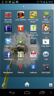 تنصيب التطبيقات من متجر جوجل